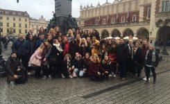Wizyta szkół partnerskich w Tischnerze!