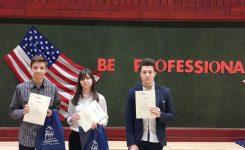 Kolejny sukces ucznia naszej szkoły!!!