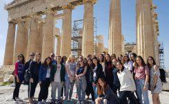 """Ateny – projekt Erasmus+ """"Ready, Steady, Work!"""""""