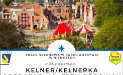 Praca wakacyjna dla uczniów w Niemczech