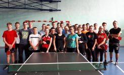 Mistrzostwa Szkoły w Tenisie Stołowym!