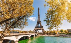 Wycieczka do Paryża.