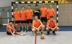 Powiatowy turniej piłki ręcznej chłopców