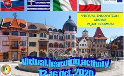 Erasmus+ 'Virtual Innovation Centre'
