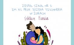 """Projekt """"Fiktive Familie"""""""